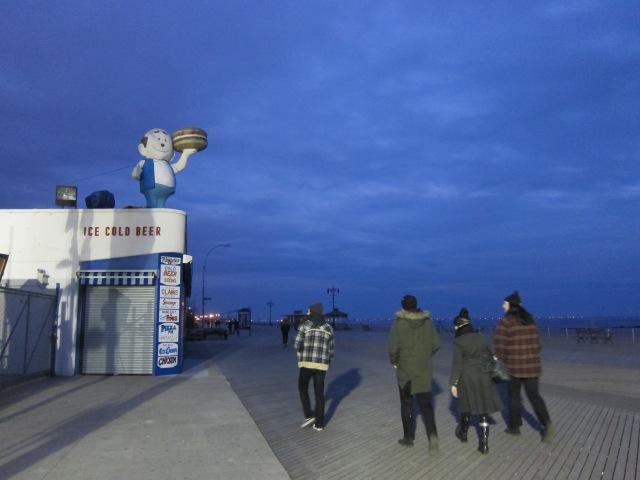 Coney Island Broadwalk_3663