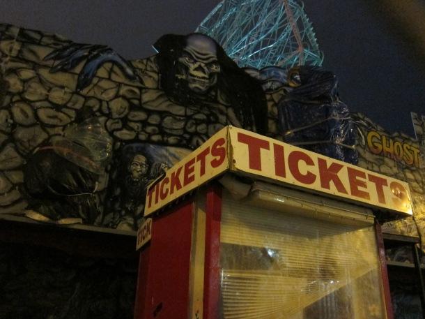 Coney Island Rollercoaster_3666