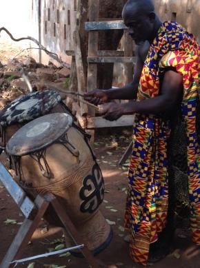 The drum thattalks
